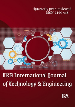 IRA International Journal of Technology & Engineering